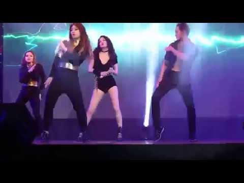 Trương Ngọc Ánh sexy nhảy bên người tình Kim  Lý
