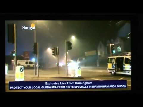 ho Road 2011 Riots footage       - YouTube