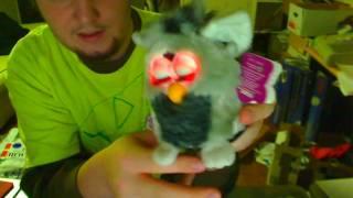 Circuit Bent Furby Recites Dadaist Sound Poems!