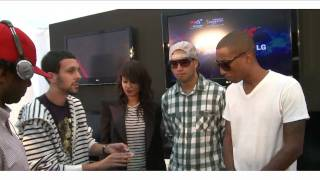 Dynamo Freaks Out Pharrell!