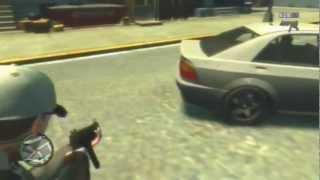 Rebaixando Carros GTA IV XBOX 360 !