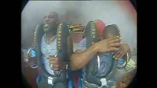 What DMX Sounds Like on a Carnival Ride