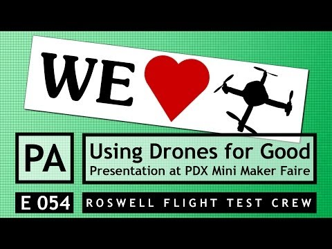 RFTC: Dr. Strangebird, or: How I Learned to Stop Worrying and Love Drones