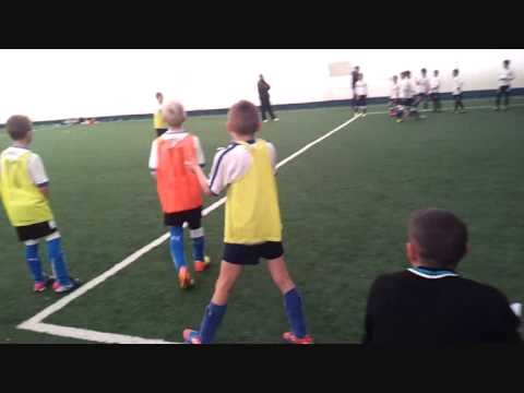 FC Viitorul antrenament penalty Alex F.