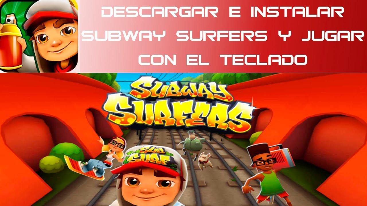 subway surfers para pc demo descargar subway surfers para pc descargar