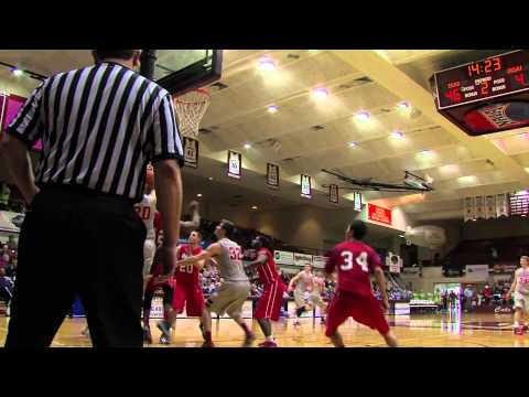 IWU vs Oklahoma Wesleyan Second Half Highlights