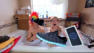 INSANE BUBBLE BATH FAN MAIL OPENING!!