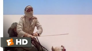 Lawrence Of Arabia (3/8) Movie CLIP The Nefud Desert