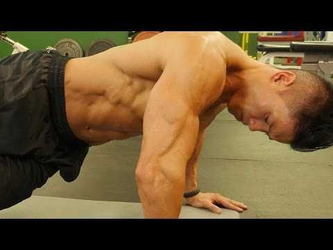 Best 5 Minute Abs Workout  - FLEX FRIDAY
