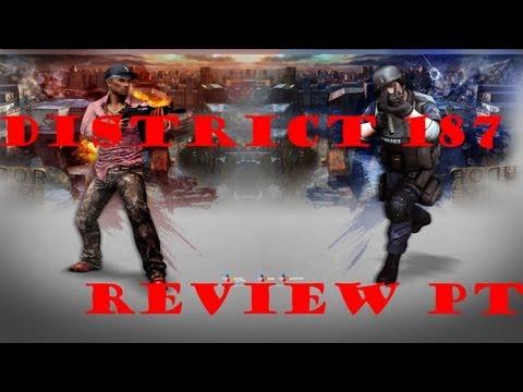 Review de District 187:  Sin Streets