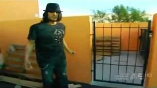 Criss Angel Walk Through Metal Gate