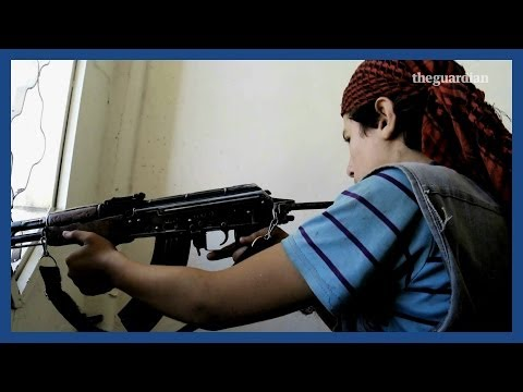 Syria War 2014: Jihadis battle for Idlib | European Jihadi part two