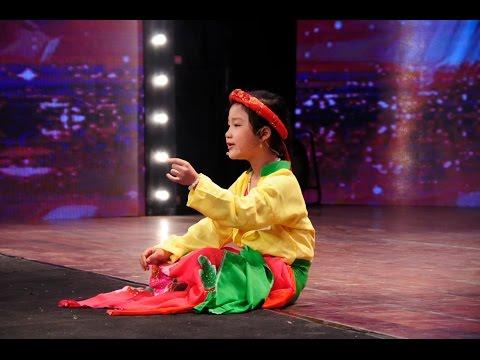 Vietnam's Got Talent 2016 - TẬP 02 - Hát chầu văn -