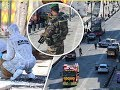France Marseille car ramming 1 killed 1 injured 1 arrested Woman aged 42 killed