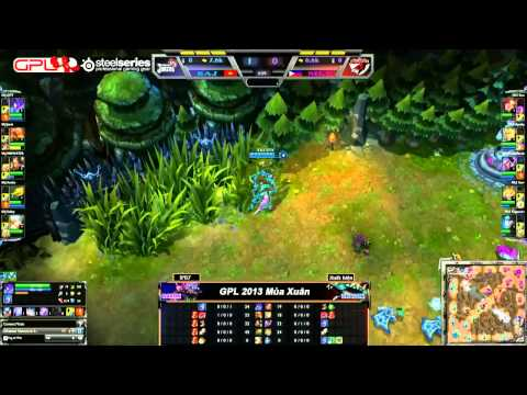 [GPL 2013 Mùa Xuân] [Tuần 3] Saigon Jokers vs Manila Eagles [18.01.2013]