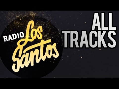 GTA V - Radio Los Santos - All tracks