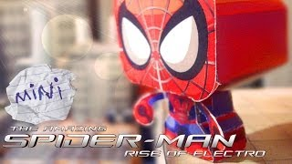 The Amazing Spider-Man: Rise Of Electro (Stop Motion) ESP