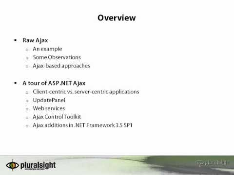 Introduction Of Ajax Part1.wmv