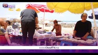 قصص مؤلمة وصادمة لبائعات المسمن والحريرة بضريح سيدي عبد الرحمان فكازا (فيديو) | بــووز