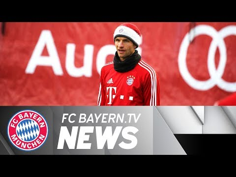 Thomas Müller back in starting formation