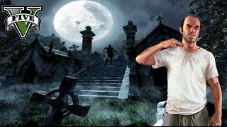 GTA V Online - El misterio de la tumba en la montaña - Misterios en GTA 5 - NexxuzHD
