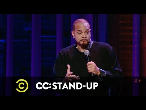 Sinbad: Make Me Wanna Holla - Vegetarians & Carnivores