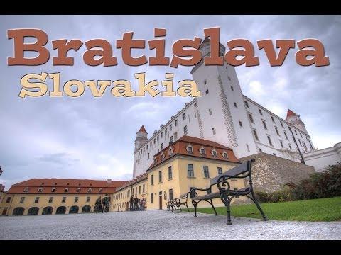 A Taste of Eastern Europe in Bratislava, Slovakia
