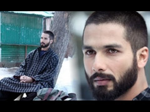 OUT Now! Shahid Kapoor's look in 'Haider'!! | Hindi Cinema Latest News | Shraddha Kapoor