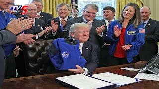 Trump Signs NASA Bill | NRI Edition
