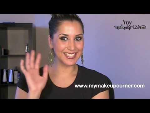 Maquillaje de ojos Arabe-Arabic Eye Makeup