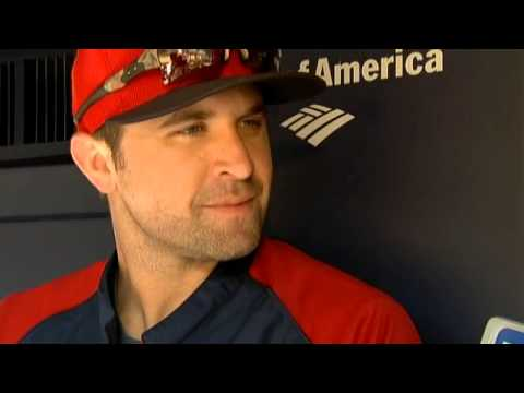 Minnesota Twins Brian Dozier talks about idolizing Derek Jeter growing up