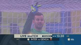 Follow Live Match pre Inter vs Genoa