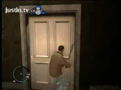 GTA 4: The Haunted House
