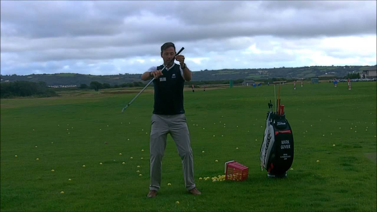 how to hit a long iron in golf