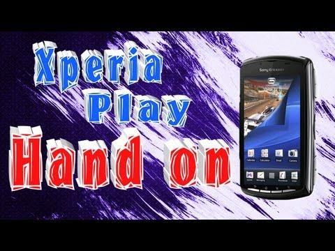 Hands On [ Primeiras Impressões ] Xperia Play ( R800i ) PT-BR [ EVG ]