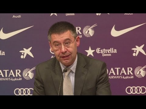 Bartomeu: 'We are victims of a great injustice'