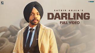 Darling Satbir Aujla Video HD Download New Video HD