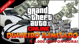 (PS3)GTA 5 ONLINE DINHEIRO INFINITO COMO VENDER SUPER