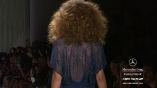 Jenny Packham Spring/Summer 2014 Video - New York