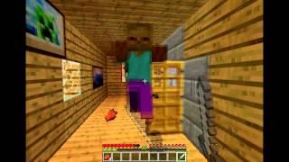 Loquendo Minecraft Invacion Zombie En Un Hotel