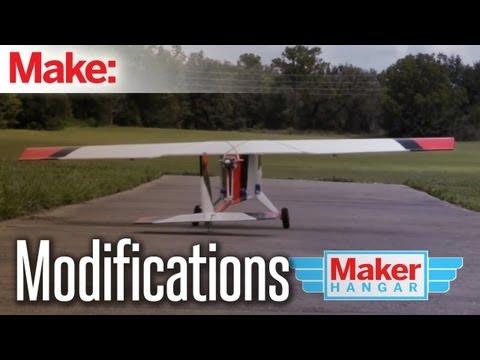 Maker Hangar Episode 15:Modifications