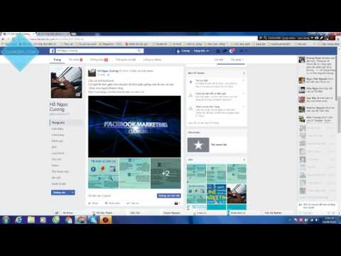 Hướng dẫn đăng cùng lúc video và hình ảnh lên page