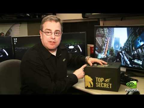Подтверждена дата анонса GeForce GTX 590