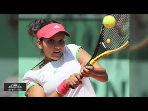 Sania-Cara Enter French Open Quarters - TOI