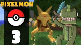 Minecraft: Pixelmon Episode 3 - Marathon