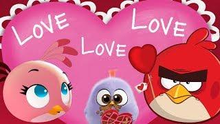 Angry Birds - Valentín
