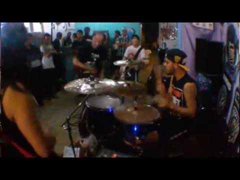 NERVO - Afogando (HD Multicam)(Interior Infest! - Casa do Baixista - Sorocaba/SP - 15/11/14)