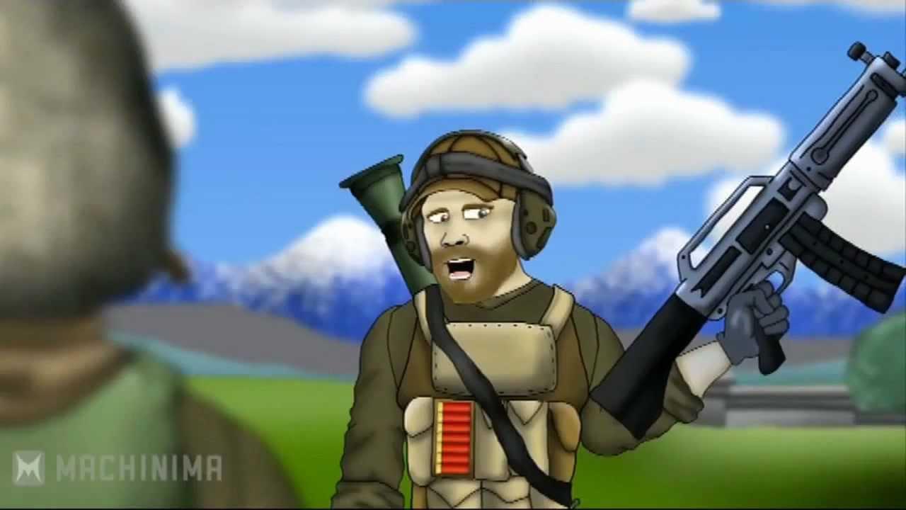 Battlefield friends medic