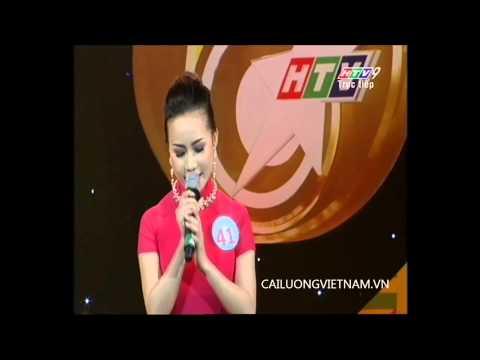 Chung kết Chuông vàng vọng cổ 2014 - Tiếng chày trên Sóc Bơm Bo - Diễm Kiều