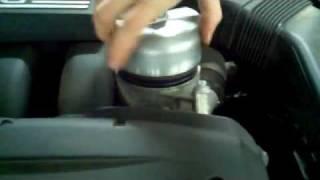 Замена масла на двигателях серии N52